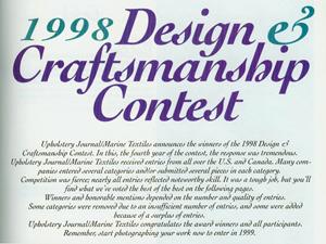Craftmanship Award